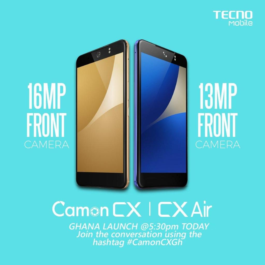 Tecno Camon Cx 2017 Available In Ghana Specs And Price