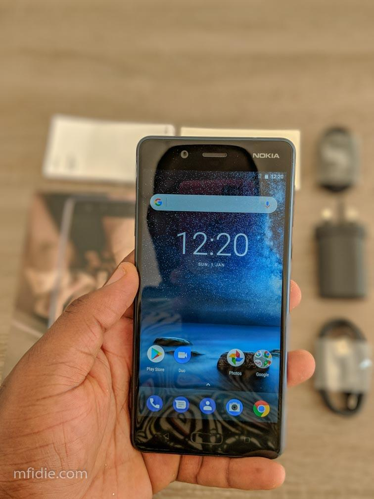 Nokia 8: Hands on and First Impressions; #NokiaLovesAndroid