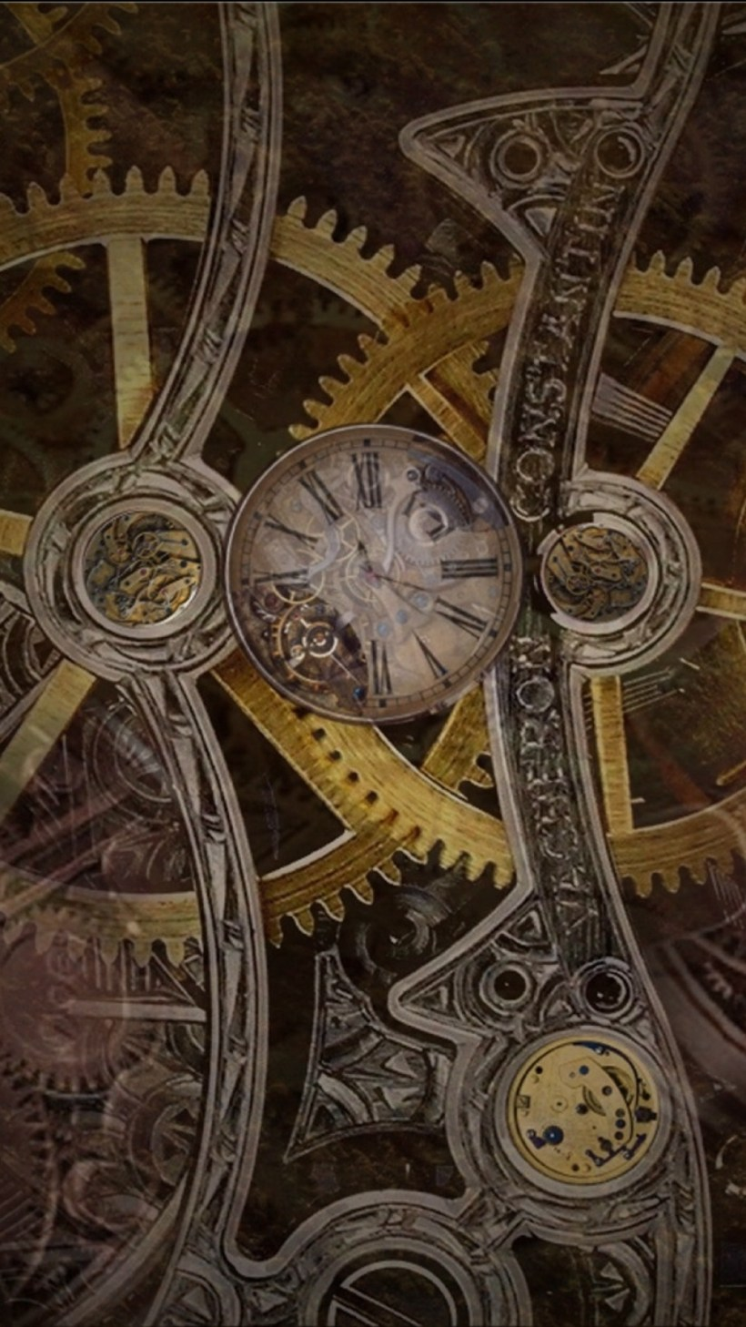 Steampunk wallpaper iphone wallpaper images for Steampunk wallpaper home