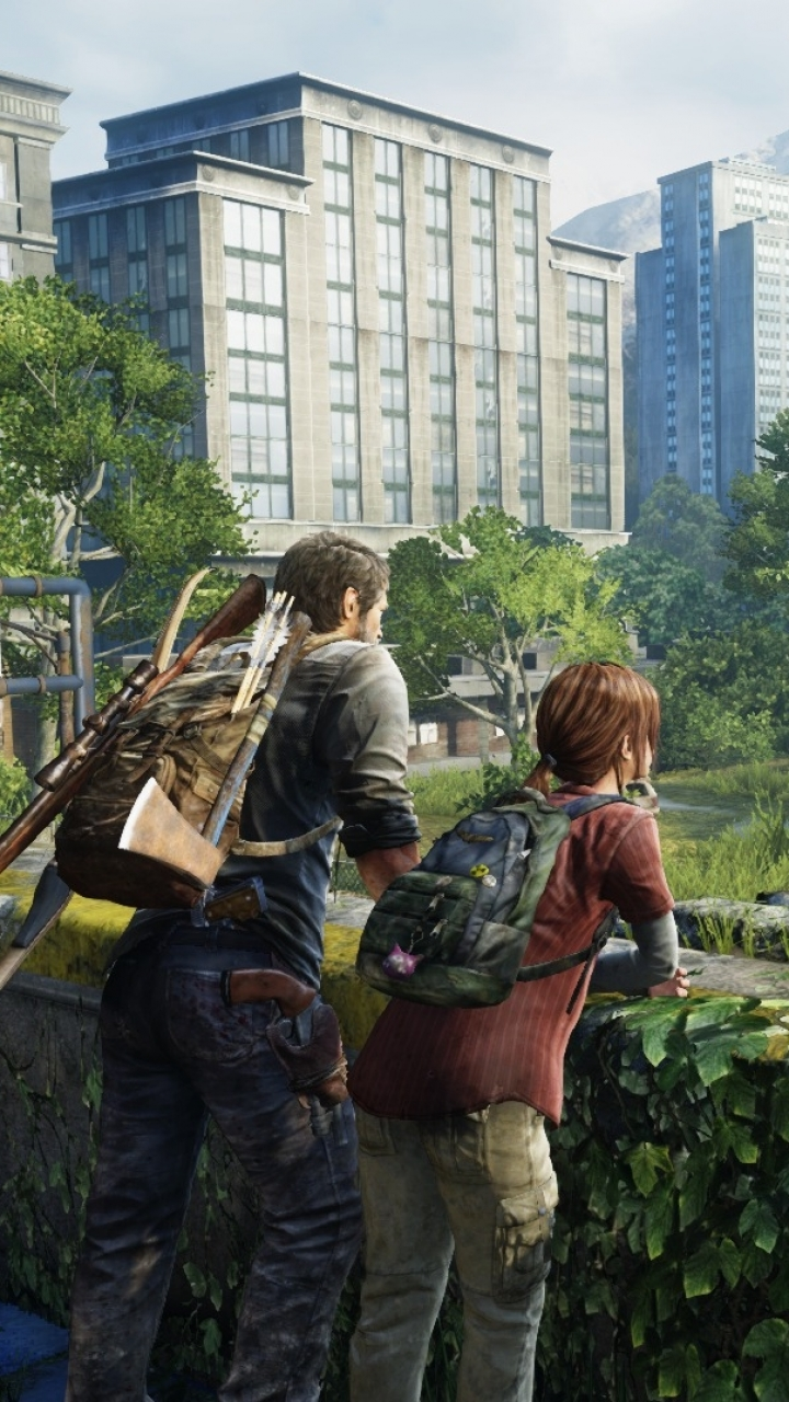 Fall Live Wallpaper Iphone Download The Last Of Us Iphone Wallpaper Gallery