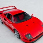 2 Ferrari F40 Apple Iphone 7 750x1334 Wallpapers Mobile Abyss