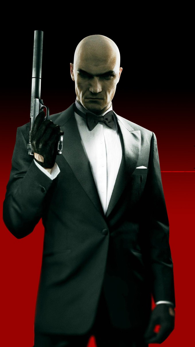 26 Hitman Apple Iphone 6 750x1334 Wallpapers Mobile Abyss
