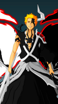 Ichigo Iphone Wallpaper : ichigo, iphone, wallpaper, Ichigo, Kurosaki, Apple/iPhone, (750x1334), Wallpapers, Mobile, Abyss