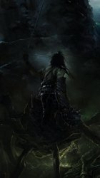 Dark Creature Wallpaper