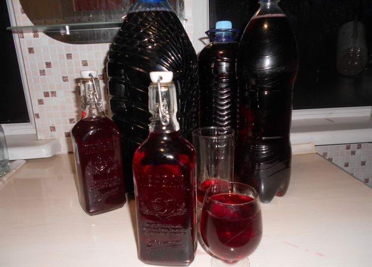 Почему горчит самодельное вино