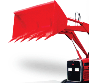 Hydraulic Front Loader
