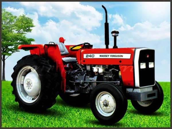 Pakistani made MF 240 Tractor