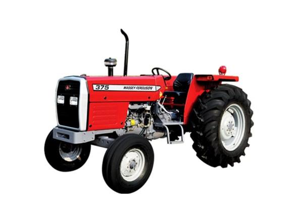 Massey Ferguson Tractor MF-375