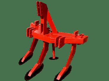 Subsoiler Chisel plough