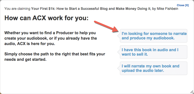 How to Make an Audio Book