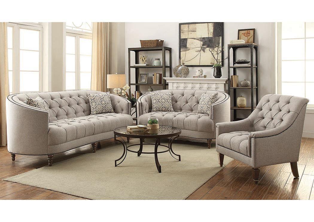 avonlea beige sofa loveseat the