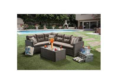 outdoor furniture builders model home