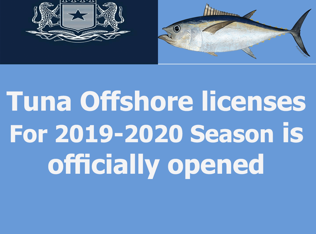 Photo: Tuna Offshore Licenses For 2019-2020 Season is Officially Opened