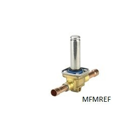 EVR 6 Danfoss 3/8 Solenoid valve normally closed without