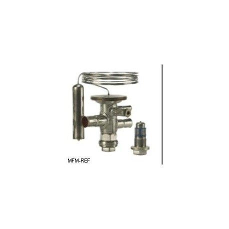 TCAE Danfoss R410A 1/2x5/8 thermostatic expansion valve