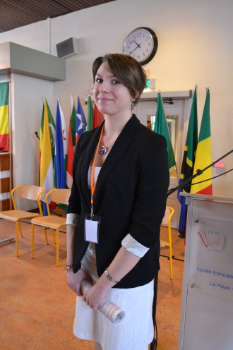 Maud Jolibois, Vice-présidente de la CPI