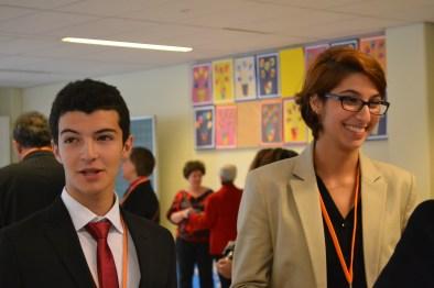 Saad Moukine Billah et Mariam Shour, Journalistes