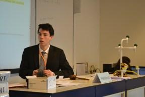 Erwan Smith, Président du forum scientifique