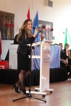 Océane Balbinot-Viale, Formatrice de l'Etat Major