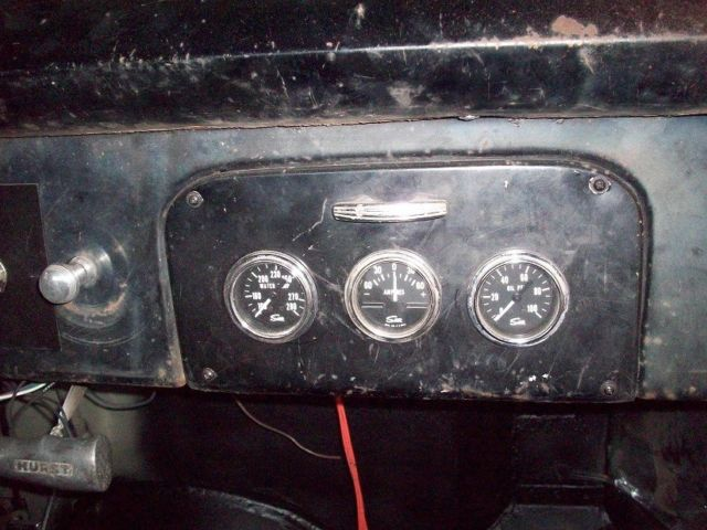i have a 1968 ford pickup and i installed a engine with