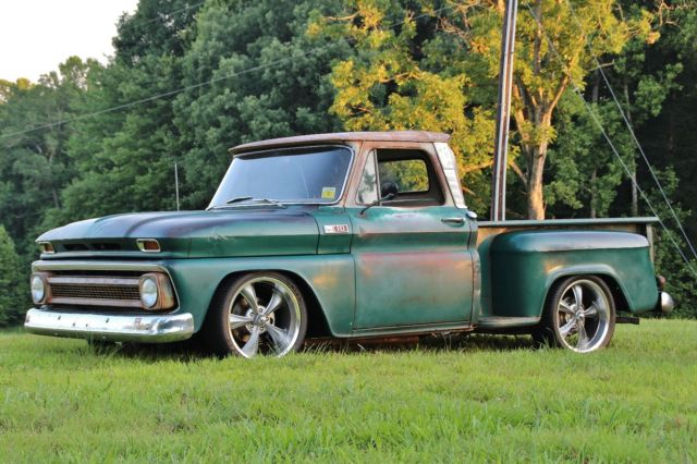 1965 Chevy Truck Rat Rod On Wiring Diagram For 1965 Chevy Pickup