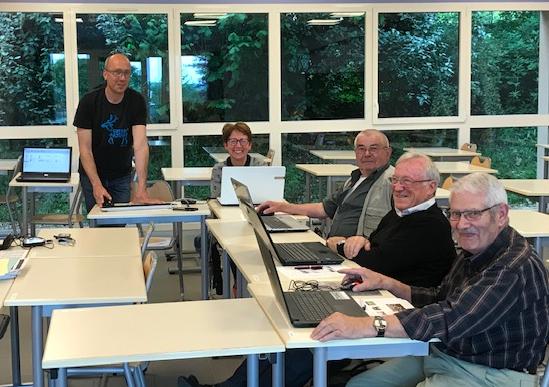 ateliers d'initiation pour découvrir les bases de l'informatique pour tous