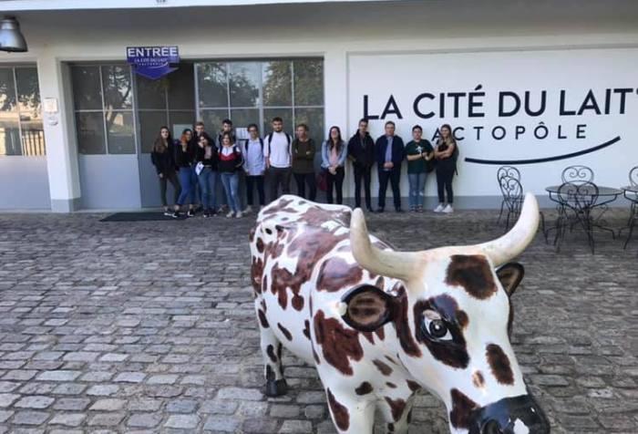 Lactopole MFR CHATEAUBRIANT Cité du Lait