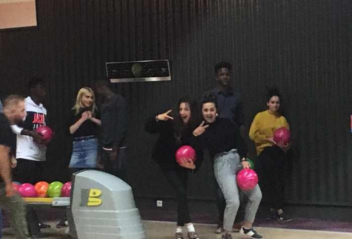 Veillée soirée bowling mfr chateaubriant