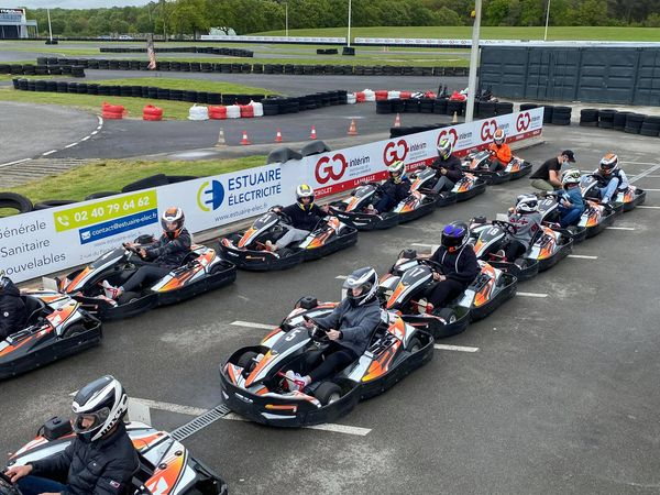 3eme MFR CHATEAUBRIANT Karting