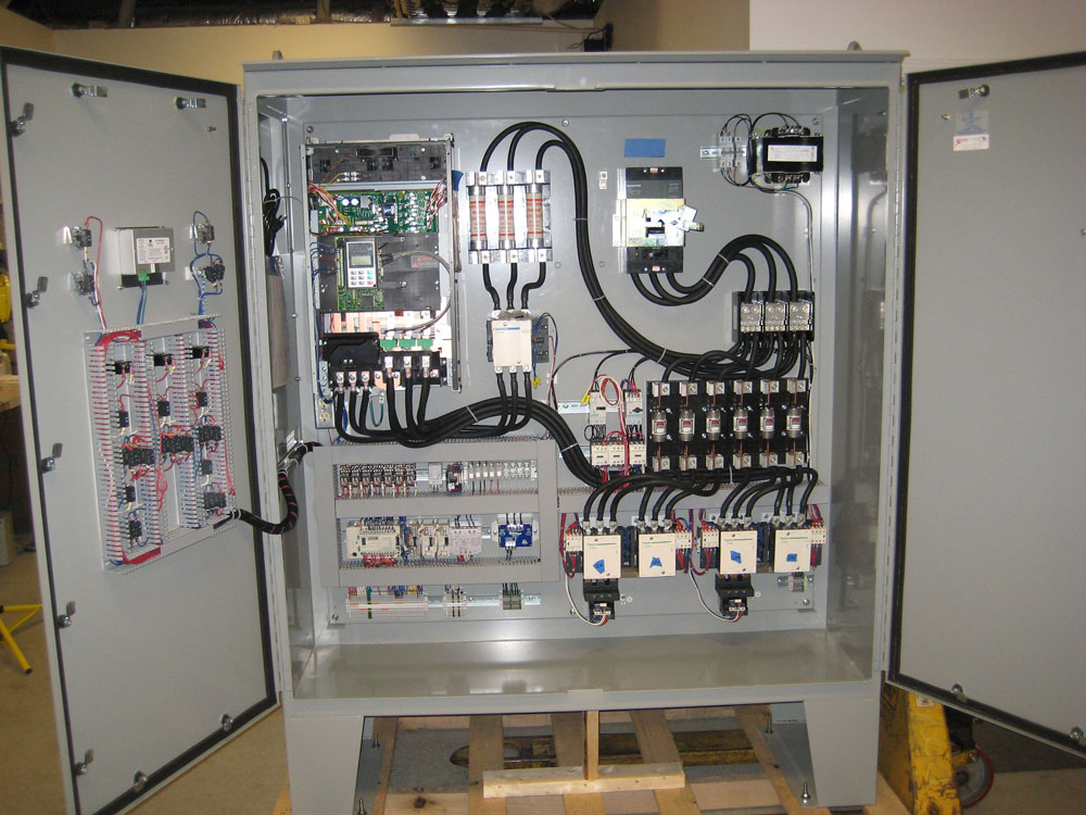 3 Phase Electric Panel Wiring Diagram Unit 3 Computer Technology Electrical And Digital Circuits