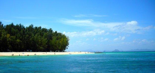 bamboo beach - thailand