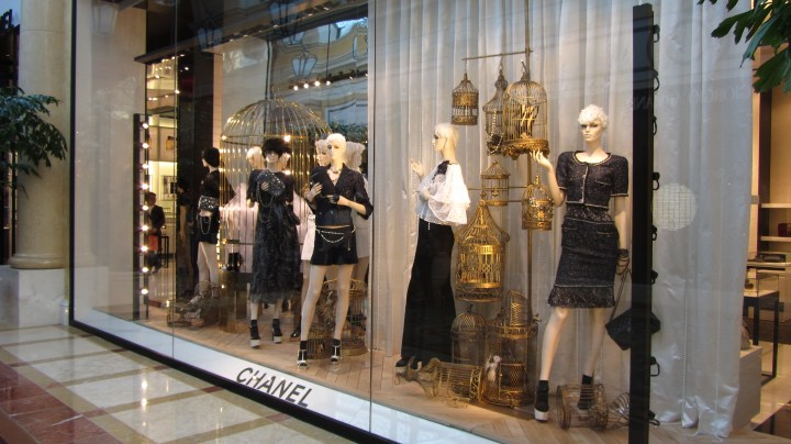 Chanel @ The Forum Shops, LV