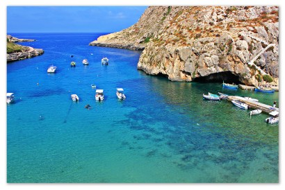 Gozo - View from hotel