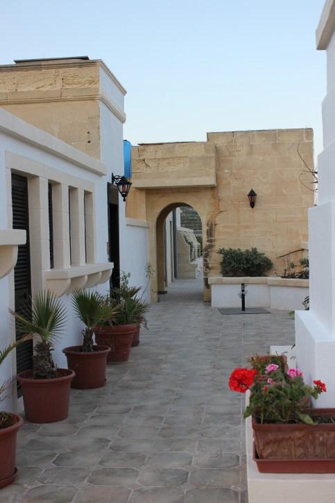 hotel rooftop - gozo