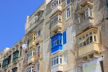 Malta tour bus ride
