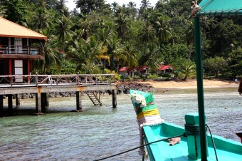 boat trip in koh chang