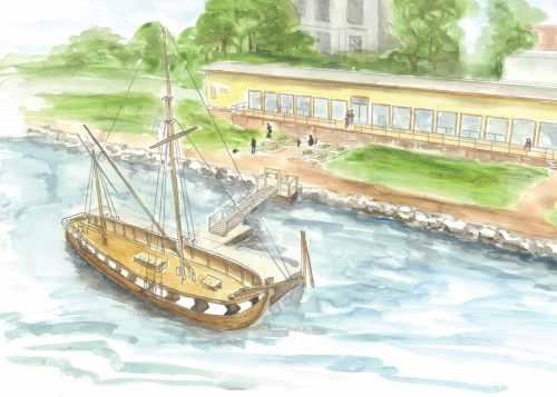 MFS wharf