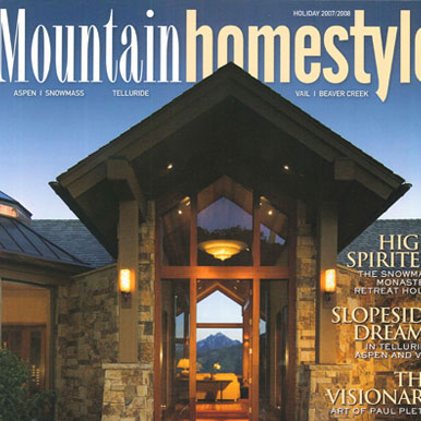 Mountain Homestyle | Winter 2008