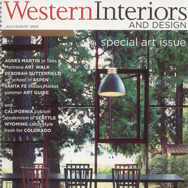 Western Interiors | Summer 2003