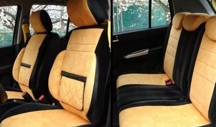 какие чехлы выбрать в машину