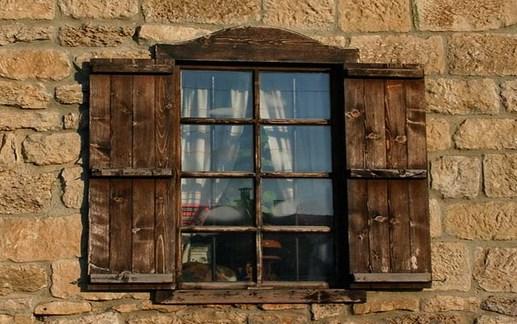 первые окна
