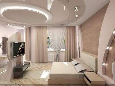 Натяжные потолки могут украсить Вашу квартиру