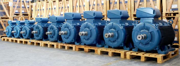 электродвигатели WEG