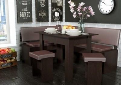 Отличная мебель для кухни и спальни