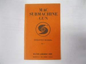 Ingram, MAC-10, manual