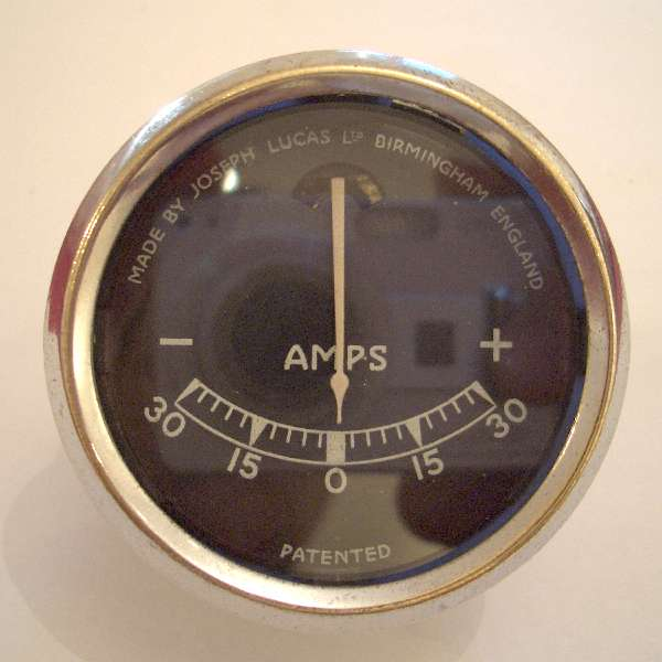 Aftermarket Amp Gauge Wiring Diagram