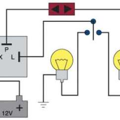 Electronic Flasher Unit Wiring Diagram Whelen 9m Light Bar Wire Four Way Flashers My Mga 1500