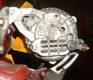 Alternator installation, any style
