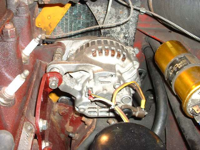 alternator to battery wiring diagram ford falcon installation any style