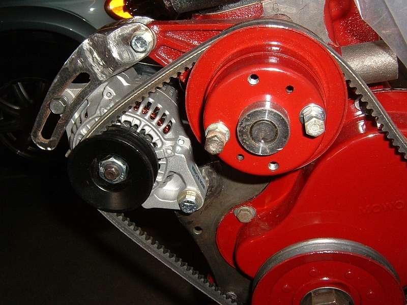 Ford Wiring Diagram Alternator Installation Mini Denso